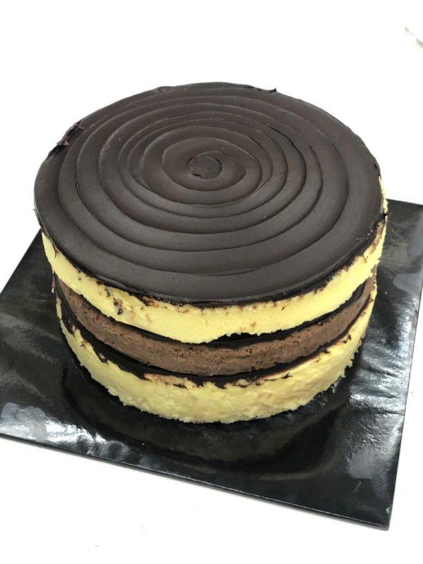 Dual Cheese Cake