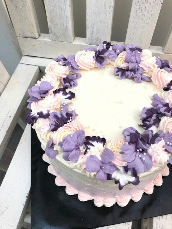 Butter Cream Cakes